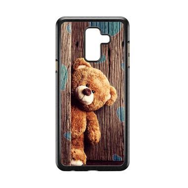 harga Acc Hp Teddy Bear Love L0280 Custome Casing for Samsung Galaxy A6 Plus Blibli.com