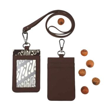harga Bukuku Batik Hot Choco Nametag ID Card Holder Blibli.com