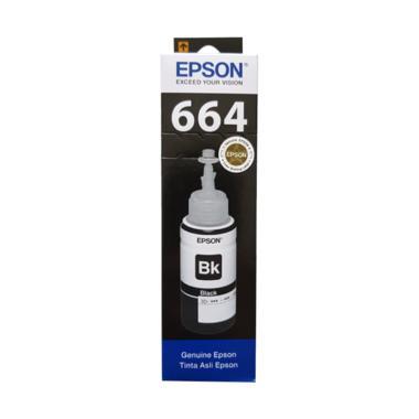 harga Epson T664 Ink Tinta Printer for Epson 14 Magenta Blibli.com