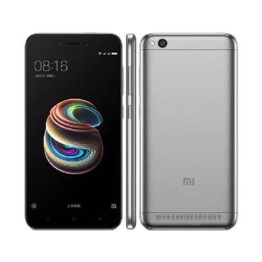 Xiaomi Redmi 5A Smartphone [ROM 16 GB/ RAM 2 GB/ Global] 13MP Camera Display 5 Inch Battery 3000 Mah