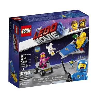 LEGO The Lego Movie 2 70841 Benny's Space Squad  Blocks & Stacking Toys