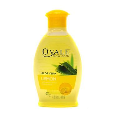 OVALE Lemon Pembersih Muka [100 mL]