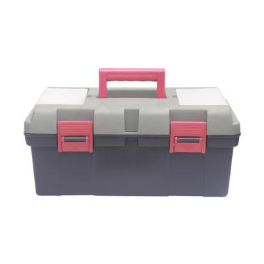 Nikcei Tool Box [17 5 Inch]