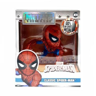 Joli lot de 4 Spider-Man into the Spider-verse Mini Figures