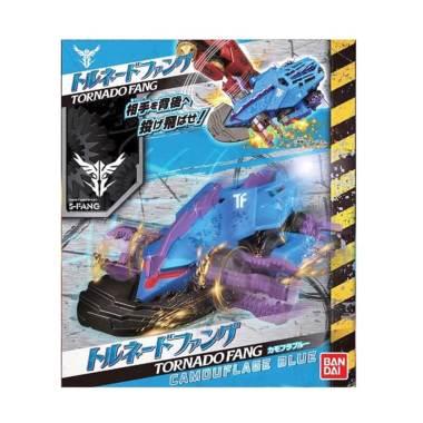 harga Bandai Break Go Ga Tornado Fang Camouflage Blue / Crush Gear Blibli.com