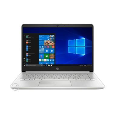 harga HP 14S-DK0073AU Notebook - Silver [AMD A4-9125/ 4GB RAM/ 1 TB/ 14