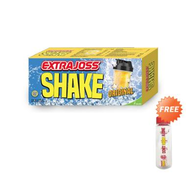 harga EXTRA JOSS Shake Minuman Stamina [1 Pack] + Free Tumbler Blibli.com