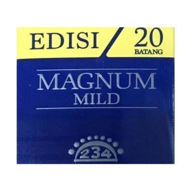 DJI SAM SOE 234 Magnum Blue Mild 20 Rokok [ 1 Bungkus / Slop ]