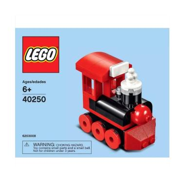 LEGO Polybag 40250 Monthly Mini Model Train Steam Locomotive