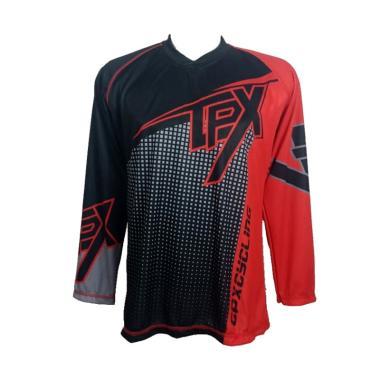 Cpx Premium Downhill Reddot Jersey Sepeda