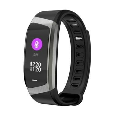 IIT E18 Smart Band Watch, Premium Waterproof Sport Fitness Tracker For Android IOS
