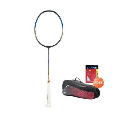 harga Li-Ning Windstorm 72 Raket Badminton Terpasang Senar Blibli.com