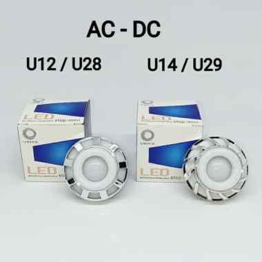 harga VINYX Lampu Stop Rem Projie AC - DC LED U12 U14 Stoplamp Blibli.com