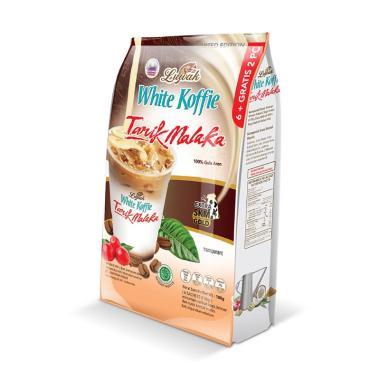 KOPI LUWAK White Koffie Tarik Malaka Bag Kopi Bubuk [6 x 30 g]