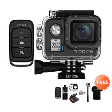 harga Brica B-PRO 5 AE Mark IIIS AE3S 4K Combo Attanta Awesome 32GB Paket Action Kamera Blibli.com