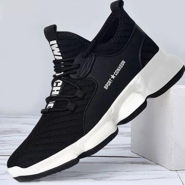 harga Ambigo Luxury Sneakers Pria[ EVPJKT32] Blibli.com