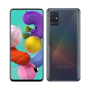 Samsung Galaxy A71 Smartphone [128GB/8GB] Prism Crush Black