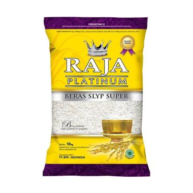 WHS - SMG/JOG/SOLO - Raja Platinum Beras [10 Kg]