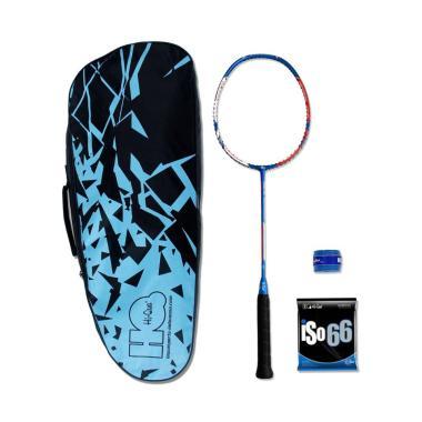 harga Hi-Qua Limited Vibranium Shield Raket Badminton + Free Tas + Grip + Senar Blibli.com