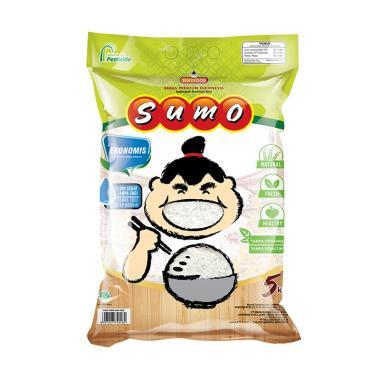 Beras Sumo Premium Kemasan Hijau Beras Putih [5 kg]