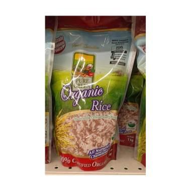 Pure Green Mixed Beras Organic