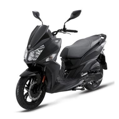 harga SYM JET 14 Sepeda Motor [VIN 2020- OTR Jawa Timur] BLACK Jawa Timur Blibli.com