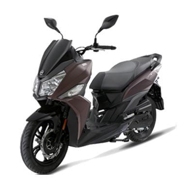 harga SYM JET 14 Sepeda Motor [VIN 2020- OTR Jawa Timur] BROWN Jawa Timur Blibli.com