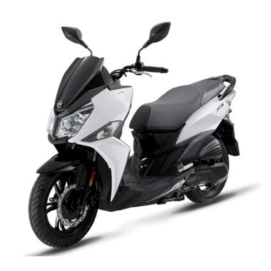 harga SYM JET 14 Sepeda Motor [VIN 2020- OTR Jawa Timur] WHITE Jawa Timur Blibli.com