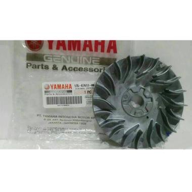 harga Yamaha Genuine Parts 5TL-E7611 Kipas Rumah Roller Motor for Mio or Fino Blibli.com