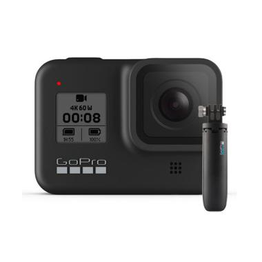 GoPro HERO8 + Shorty Action Cam - Black