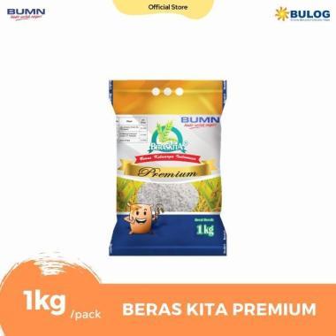 BULOG Beras Premium BerasKita 1kg