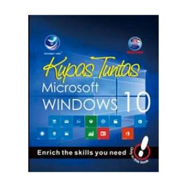 harga Penerbit Andi Kupas Tuntas Microsoft Windows 10 Pemrograman - Blibli.com