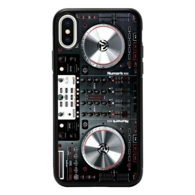 harga Supercase Casing Hardcase iPhone X Digital mixer DJ turntable electronic music F0362 - - Combine Blibli.com