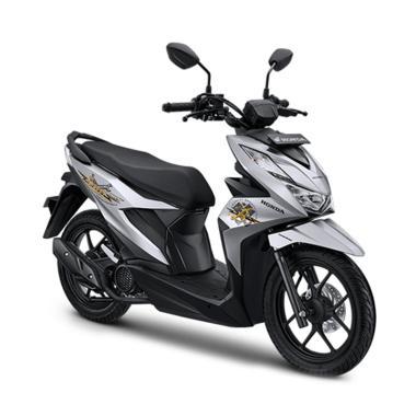 harga Honda New BeAT Street Sepeda Motor [VIN 2020- OTR Sumatera] Blibli.com