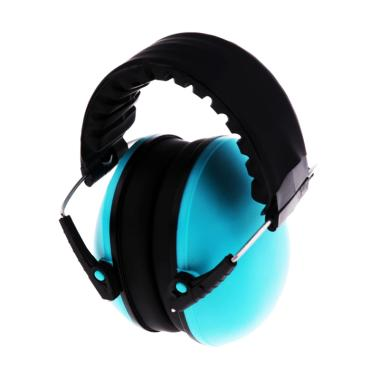 harga OEM Type NRR 21DB Premium Kids Safety Ear Defenders Protectors Ear Muffs Headphone Blue Blibli.com