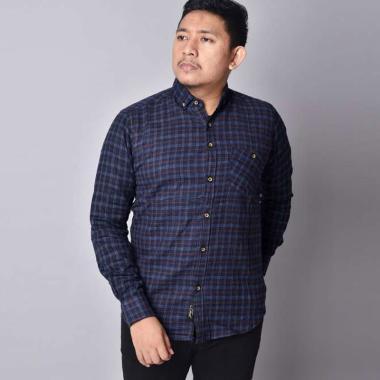 harga Bsg_fashion1 Casual Kemeja Lengan Panjang Pria [6332] Blibli.com