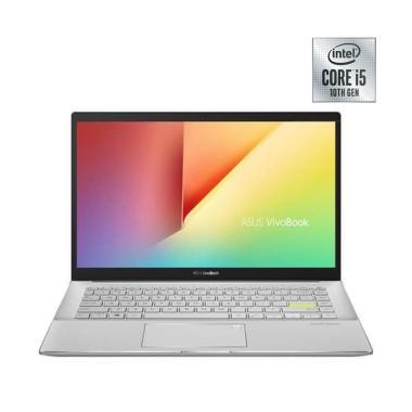 harga VS - ASUS S433FL-EB502T VivoBook S - Green Metal [i5-10210U/ MX250/ 8G/ 512GB + 32GB PCIe/14 inch FHD/ Win10] Blibli.com