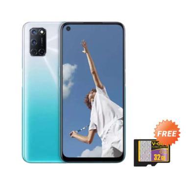 OPPO A92 Smartphone [128GB/ 8GB] + Free Micro SD 32 GB