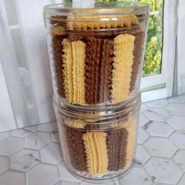 Jakarta Snack House Semprit Nocho Cakery Homemade Jadul Kue Kering [200 g]