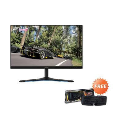 harga Lenovo Legion Y27q-20 WLED Gaming Monitor [27 Inch] +Free Gaming Keyboard Blibli.com