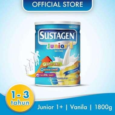 SMG/JOG/SOLO - Sustagen Junior 1+ Vanila Susu Formula [1800 g]