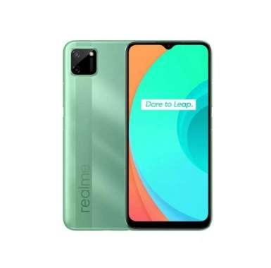 harga Realme C11 Smartphone [ 3 + 32 Gb / Garansi Resmi Realme ] Mint Green Blibli.com
