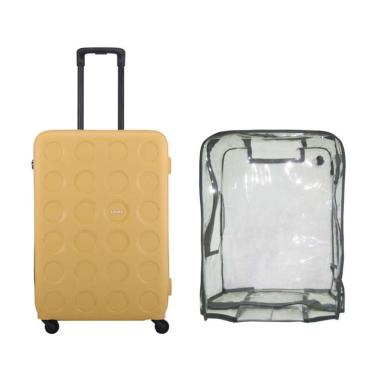 Lojel Bundling Vita 2 Koper Hardcase [Medium/26 Inch] + Luggage Cover Medium