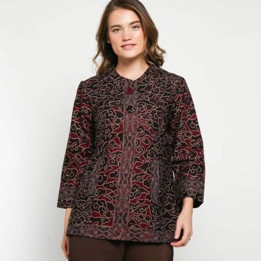 Andelly Batik 02 29 Blouse Atasan Wanita