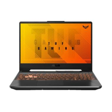 harga Asus TUF A15 FX506II-R55TB6B Gaming Laptop - Bonfire Black [R5-4600H/ GTX1650Ti 4G/ 8Gb/ 512Gb PCIe/ RGB/ WIN10/ Slim FHD IPS 144Hz] + Free Backpack - Blibli.com