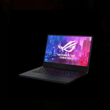 Asus Zephyrus M GU502LU-I766C8T Laptop Gaming [I7-10750H/ 16GB/ 512GB SSD/ GTX1660TI 6GB/ WIN 10/ 15.6 SLIM FHD/ IPS 240HZ/ RGB] BLACK
