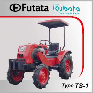 Futata Tractor TS-1 [Traktor Roda 4] - Jawa Timur