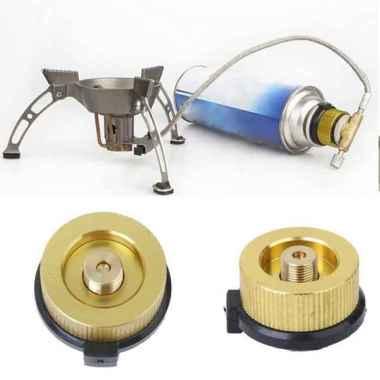 harga Terlaris Adaptor Selang Kompor Gas Connector Burner Head Gas Butane To Propane Elegan Semua Ukuran Multicolor Blibli.com