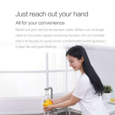 harga Kitchen Shower Faucet Splash Filter Tap Device Head Nozzle Water-saving - Blibli.com