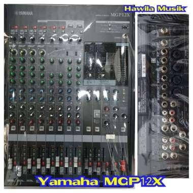 harga Mixer YAMAHA MGP12X MGP 12X MGP 12 X MGP12 X ORIGINAL Mixing Console YAMAHA MGP12X ORIGINAL Garansi Resmi Blibli.com